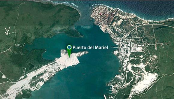 Puerto de Mariel A