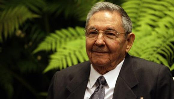 Raúl Castro Presidente de los Consejos de Estado y de Ministros de Cuba