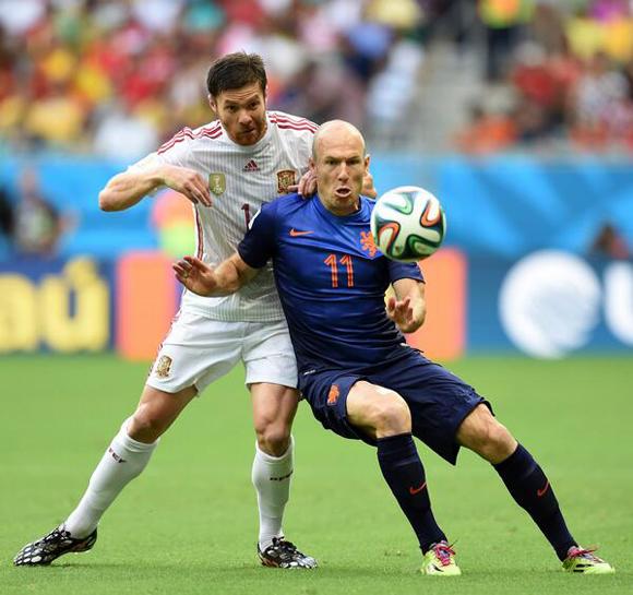 Robben-gol