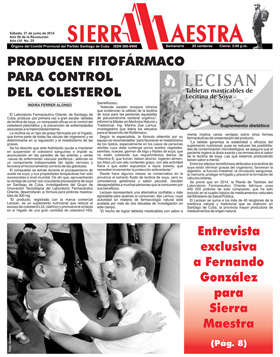 Periódico Sierra Maestra