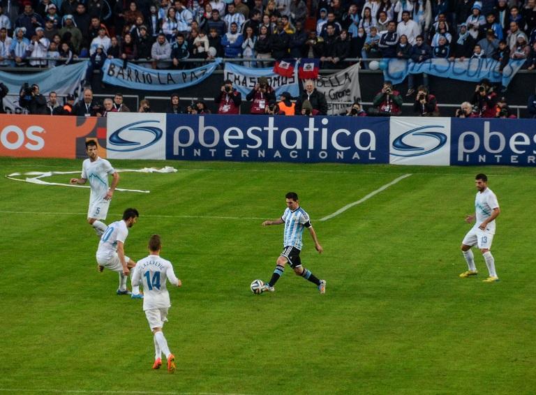 Seleccio¦ün Argentina fotos Kaloian-31