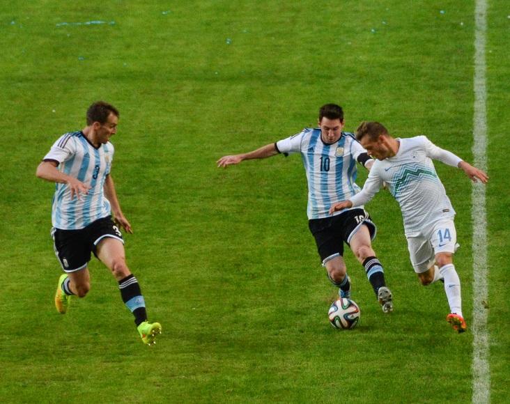 Seleccio¦ün Argentina fotos Kaloian-34