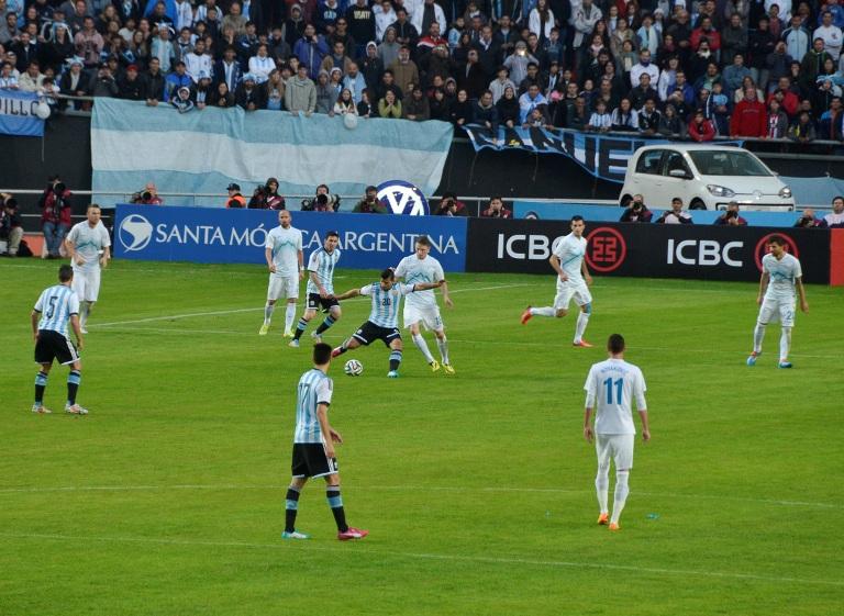 Seleccio¦ün Argentina fotos Kaloian-42