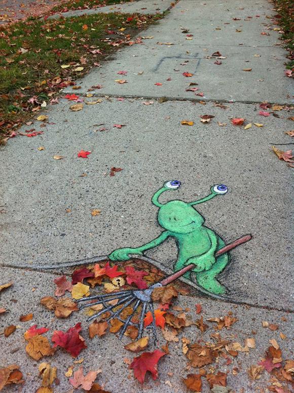 Sluggo en la calle