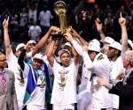 Los Spurs de San Antonio Campeones de la NBA por quinta ocasión