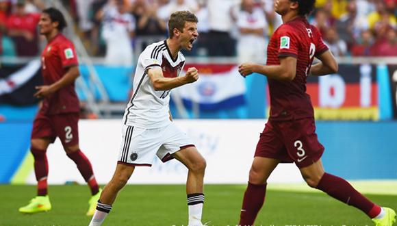 Müller, depredador.