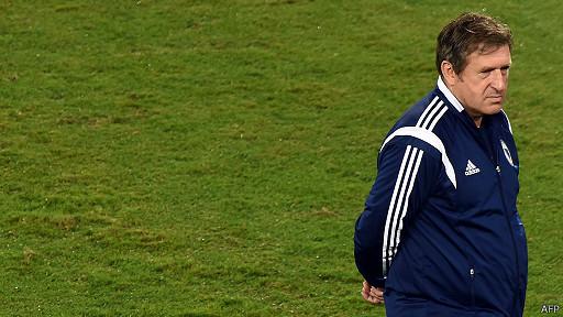 Tras la derrota contra Argentina, el seleccionador bosnio Safet Susic aseguró tener la certeza de que su equipo puede hacerlo mucho mejor.
