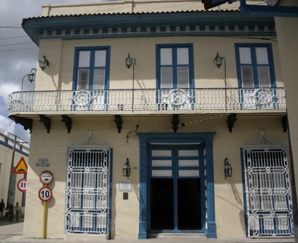 El Museo de Arte Colonial de Sancti Spíritus. Serie Una ciudad testigo del tiempo.Foto: Daylén Vega/Cubadebate