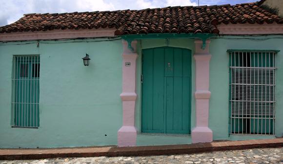 Casa Patrimonial en Sancti Spíritus.Serie Una ciudad testigo del tiempo. Foto: Daylén Vega/Cubadebate