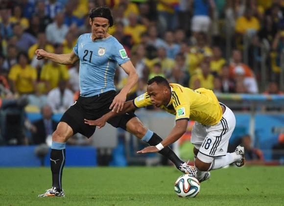 Uruguay-Colombia A