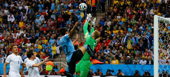 Uruguay e Inglaterra