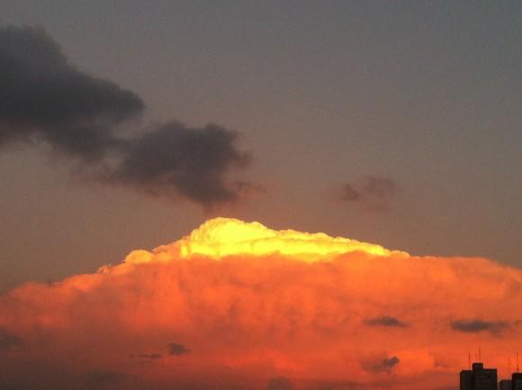 Volcán Celeste. Foto: Frank Macías