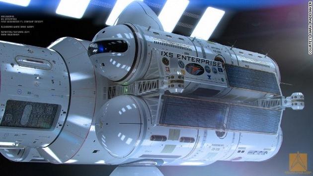 Nueva nave de la NASA podría superar velocidad de la luz