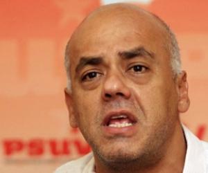 Alcalde del municipio Libertador del Distrito Capital, Jorge Rodríguez.