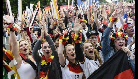 alemanes celebran