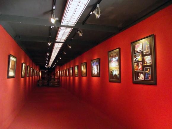 Exposición en homenaje a Juan Formell en La Feria de Arte en la Rampa. Foto: Marianela Dufflar
