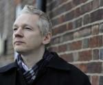 Julián Assange. Foto: AP