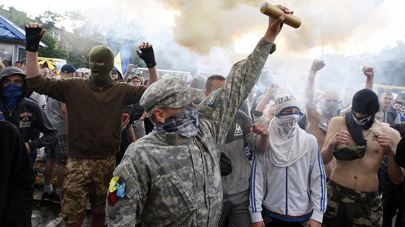 Foto: YURIY KIRNICHNY/AFP.