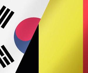 bélgica corea sur