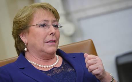 """""""No nos temblará la mano para castigar a culpables de atentado"""": Bachelet"""