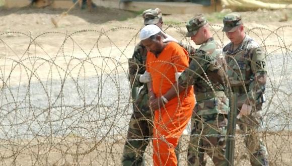 cárcel de la base naval de guantánamo