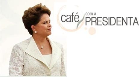 cafe con la presidenta