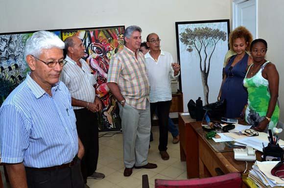 Foto: Luis Bruzón.