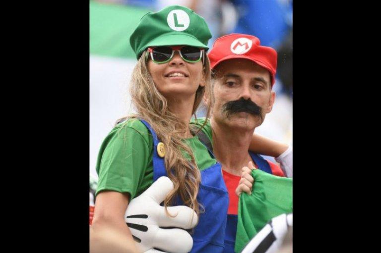 disfraces en el mundial de futbol 12