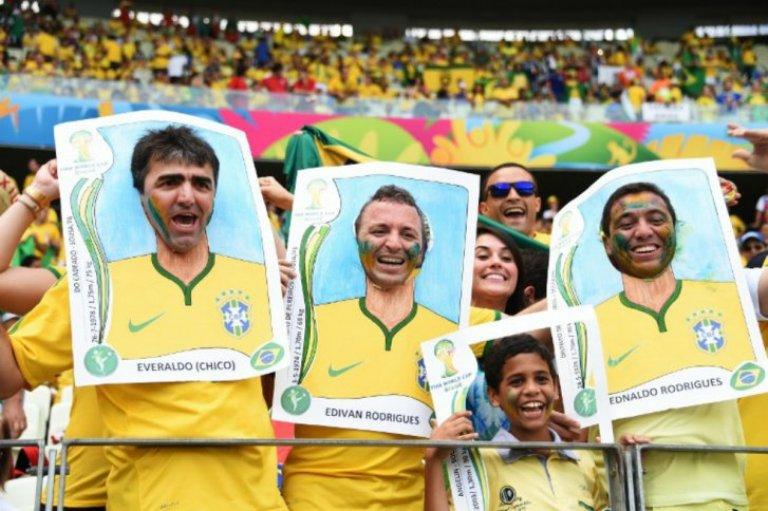 disfraces en el mundial de futbol 5