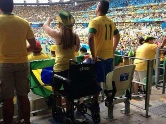 falsos discapacitados
