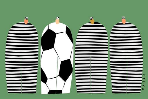 Fútbol Prisioneros