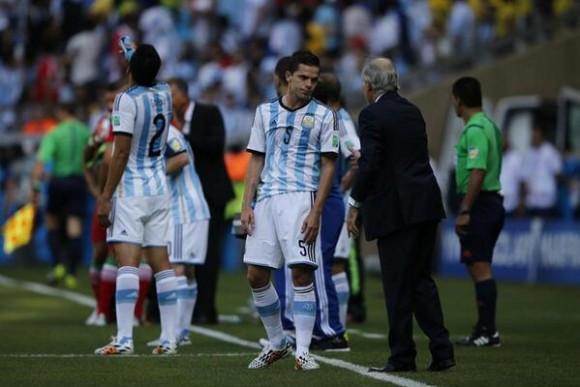 Impotencia y ansiedad: la cara esta versión de Argentina ante Irán.