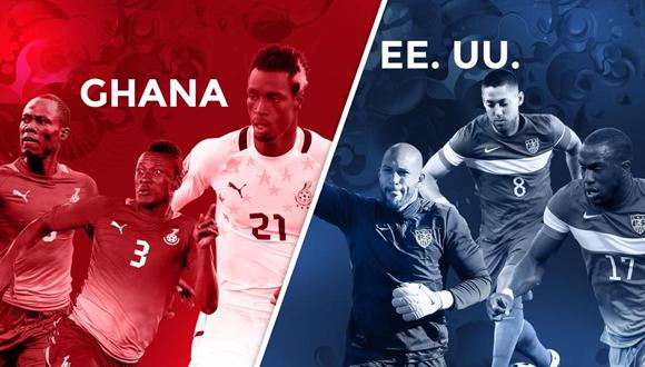 Futbol: Triunfa EEUU en reñido partido contra Ghana