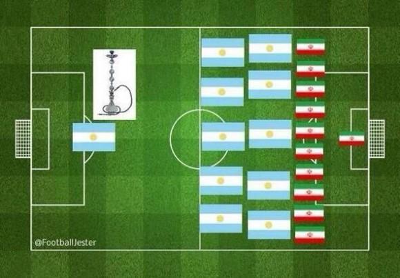 iran argentina
