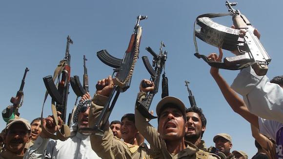 iraq extremistas