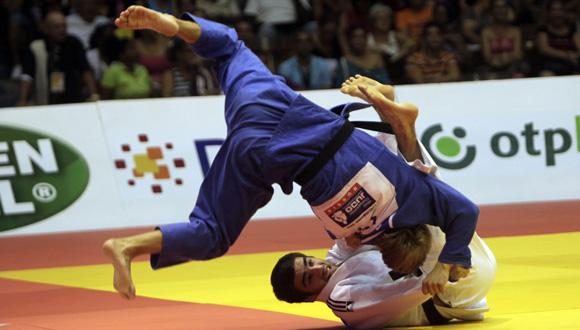 Grand Prix de Judo, La Habana 2014. Foto: Ismael Francisco/Cubadebate.
