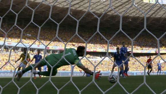 juego colombia grecia mundial futbol 20144