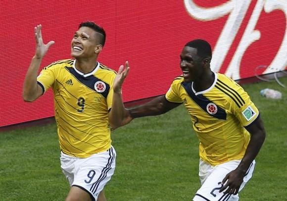 juego colombia grecia mundial futbol 20148