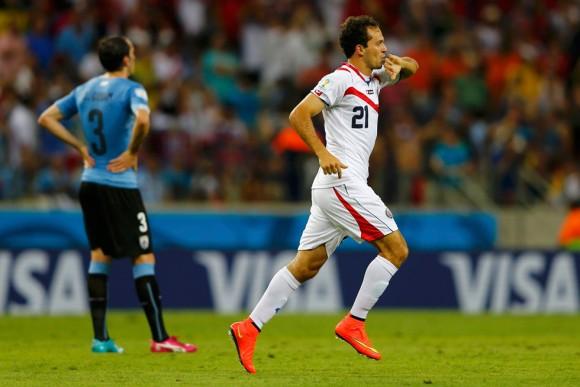 los mejores momentos del encuentro Uruguay-Costa Rica1