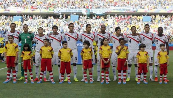 los mejores momentos del encuentro Uruguay-Costa Rica12