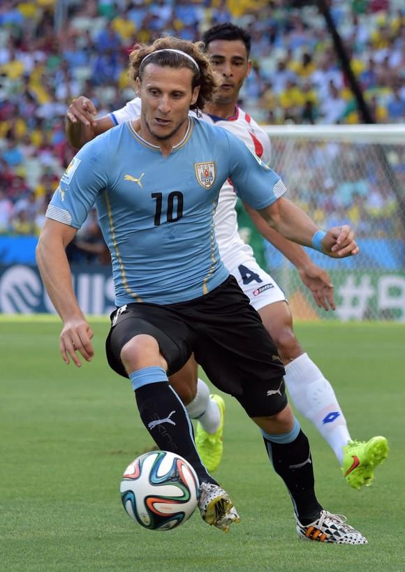 los mejores momentos del encuentro Uruguay-Costa Rica9