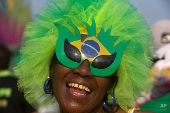 Brazil Soccer WCup