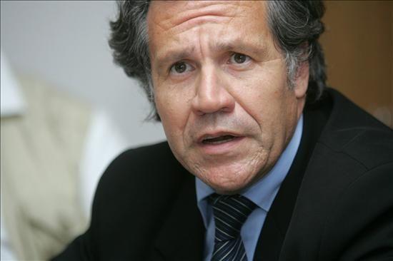 El Canciller de Uruguay Luis Almargo. Foto: Archivo.