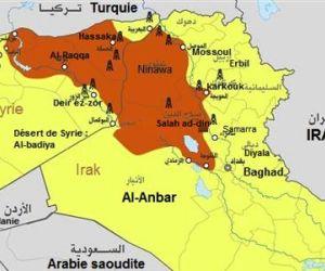 mapa iraq 1