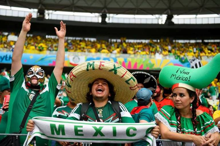 mexico brasil