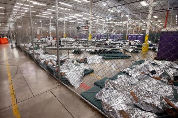 Resultado de imagen para eeuu centro de detencion de migrantes
