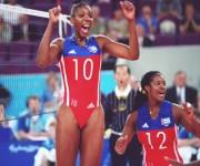 morenas del caribe voleibol