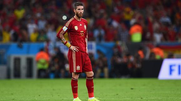 La Roja no pasó del primer round. Foto: Matthias Hangst/Getty Images.