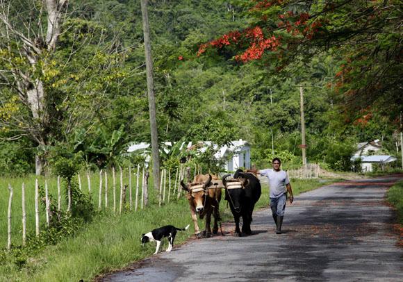 Pobladores del Nicho.  Foto: Ismael Francisco/Cubadebate.