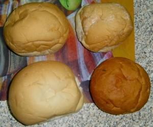 Panes de un mismo día. Foto tomada del blog Pedazo de Cuba